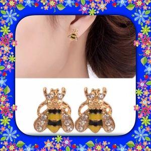 Jewelry - 🆕 Bumblebee Stud Earrings